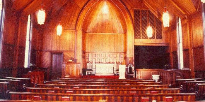 Maple Street Chapel wedding venue picture 3 of 8 - Provided by: Maple Street Chapel