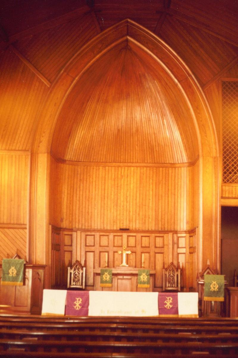 Maple Street Chapel wedding venue picture 4 of 8 - Photo by: Paul Hoglund