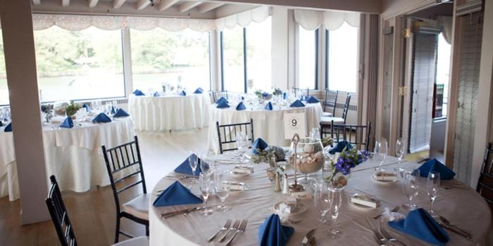 The Atlantica Restaurant wedding venue picture 9 of 16 - Photo by: Judith Sargent Photography