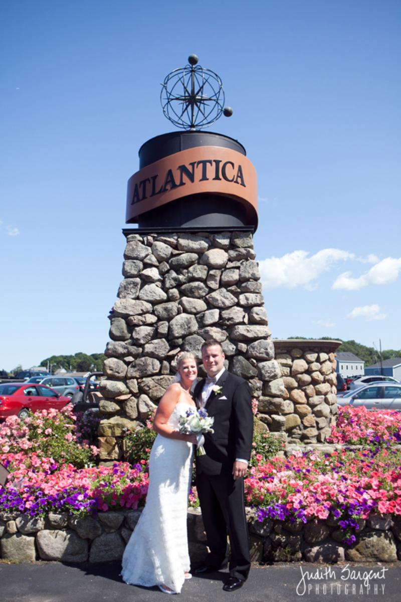 The Atlantica Restaurant wedding venue picture 10 of 16 - Photo by: Judith Sargent Photography