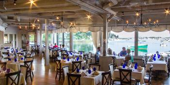The Atlantica Restaurant weddings in Cohasset MA