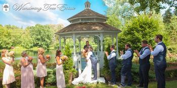 Wandering Tree Estate weddings in North Barrington IL