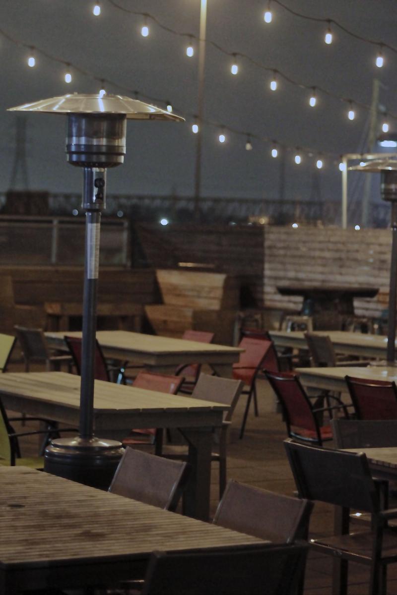 Rooftop Cafe Houston Houston Rooftop Restaurant Bar Houston