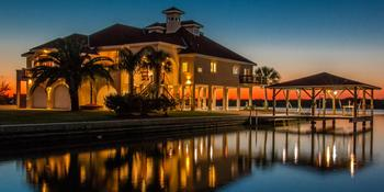 Crystal Beach Villa weddings in Galveston TX