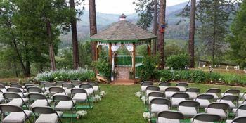 Lillaskog Lodge weddings in Groveland CA