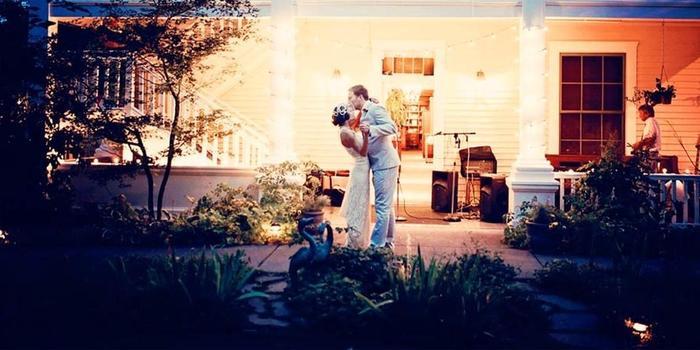 McCloud Hotel & Hall wedding Northern Lakes
