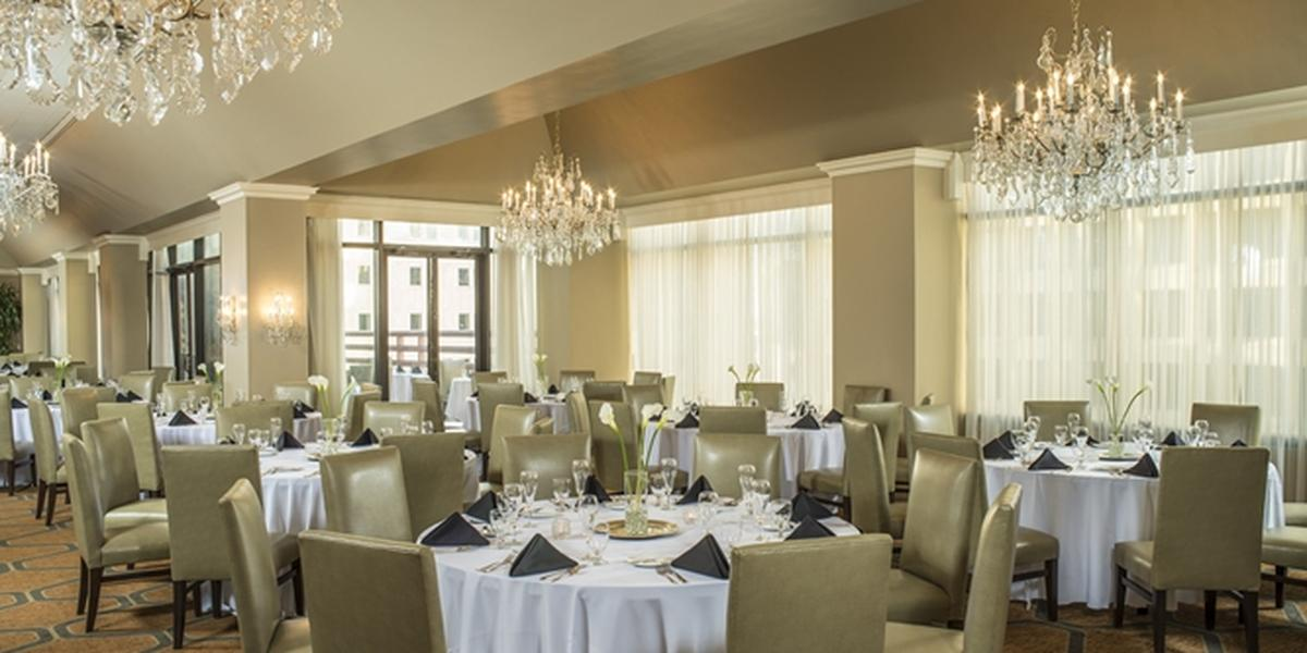 The DoubleTree Suites Amp Capital Club Of Columbus Weddings