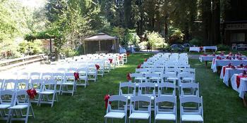 Fern River Resort weddings in Felton CA
