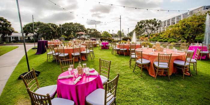 Coronado Island Marriott Resort Amp Spa Weddings