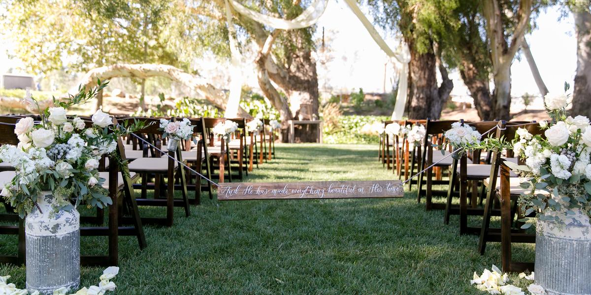 Compare Prices for Top 862 Wedding Venues in Temecula, CA
