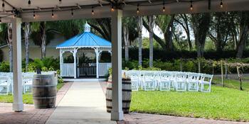 Keel & Curley Winery weddings in Plant City FL
