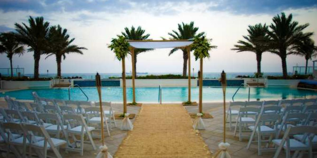 hilton fort lauderdale beach resort weddings in fort lauderdale fl