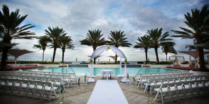 Hilton Fort Lauderdale Beach Resort Weddings