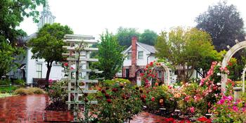 Luther Burbank Home & Gardens weddings in Santa Rosa CA