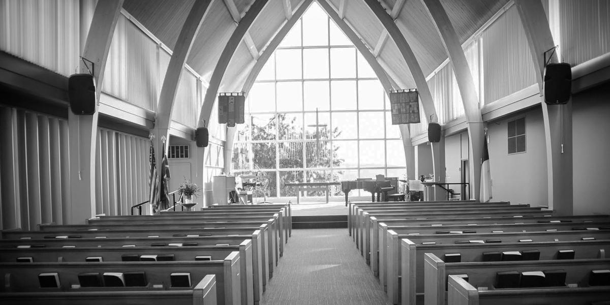 Rainier Beach Presbyterian Church Wedding