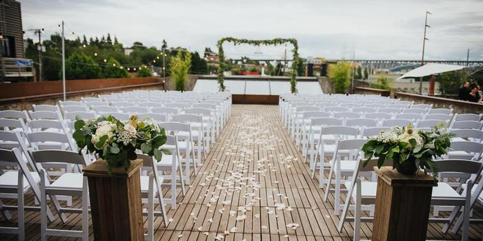 Fremont Foundry wedding venue picture 1 of 8 - Photo by: Laurel McConnell Photography