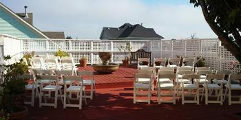 Carter House Cottage weddings in Eureka CA