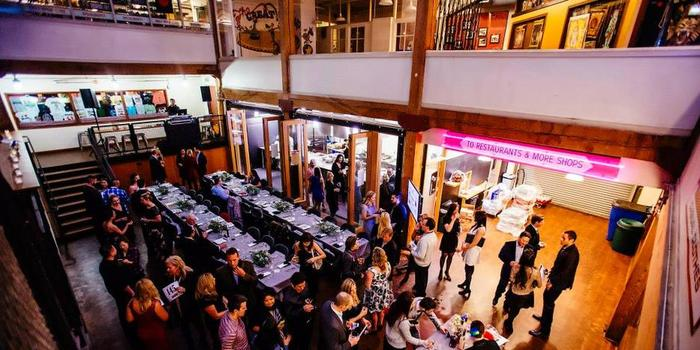 Pike Place Market wedding venue picture 5 of 8 - Provided by: Pike Place Market