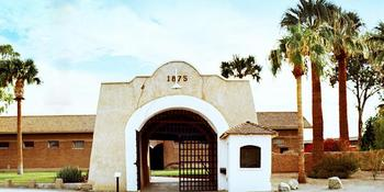 Yuma Territorial Prison State Historic Park weddings in Yuma AZ