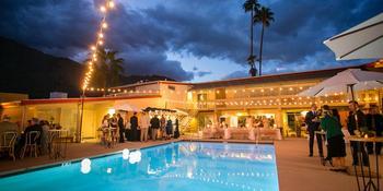 Del Marcos Hotel weddings in Palm Springs CA