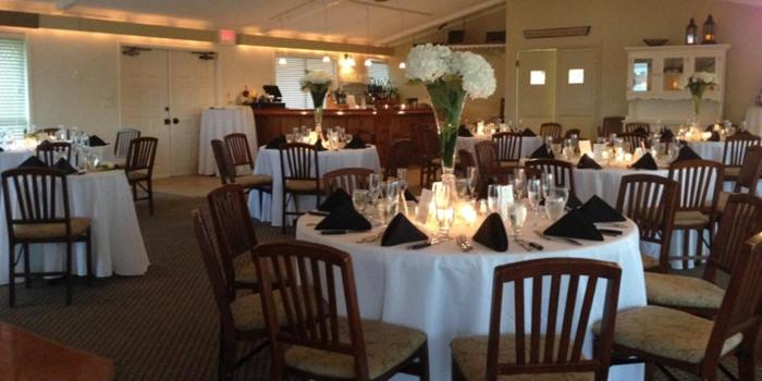 The HarborView Room above Kingfish Grill on the Water wedding venue picture 1 of 16 - Provided by: Kingfish Grill On the Water