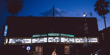 The Fonda Theater weddings in Los Angeles CA