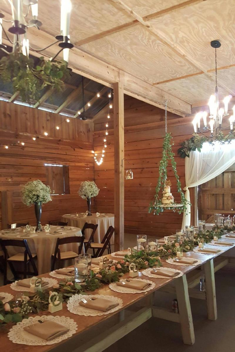 The Barn at Tatum Acres Weddings | Get Prices for Wedding ...