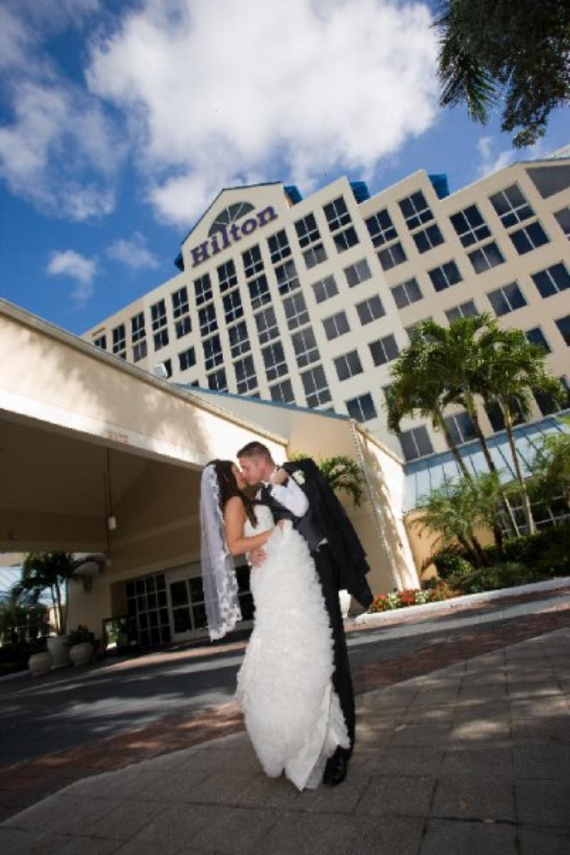 Doubletree By Hilton Deerfield Beach Boca Raton Weddings