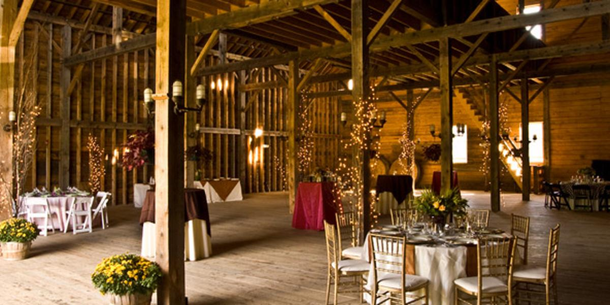 The West Monitor Barn Weddings