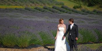 Pelindaba Lavender weddings in Friday Harbor WA