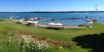 Gull Lake Country Club weddings in Richland MI