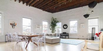 Bowery Penthouse Loft weddings in New York NY