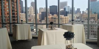 The Student Life Center at East-West University weddings in Chicago IL