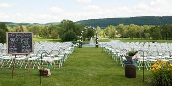 Frosty Valley Country Club weddings in Danville PA