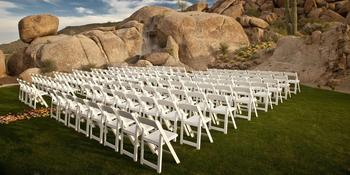 Boulders Resort & Spa weddings in Scottsdale AZ
