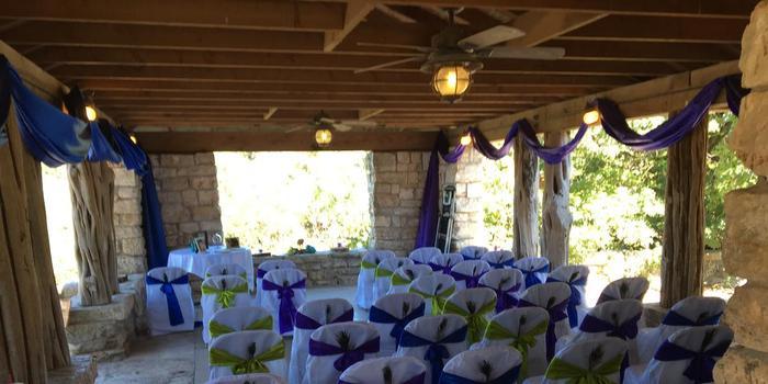 Tonkawa Falls Clubhouse wedding Dallas
