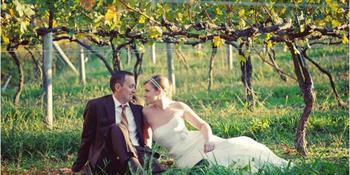 Valhalla Vineyards weddings in Roanoke VA