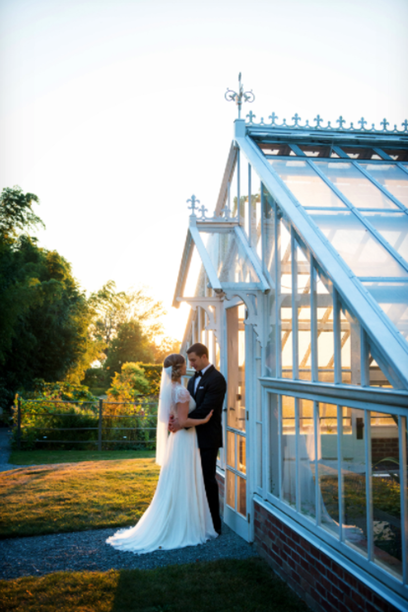 Blithewold Mansion Gardens Arboretum Weddings