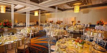 Hilton University of Florida Conference Center weddings in Gainesville FL