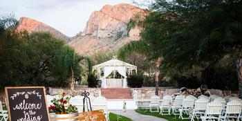 Reflections at the Buttes weddings in Tucson AZ