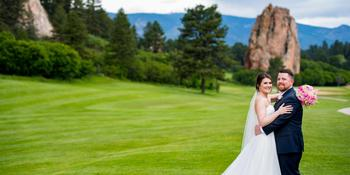 Perry Park Country Club weddings in Larkspur CO
