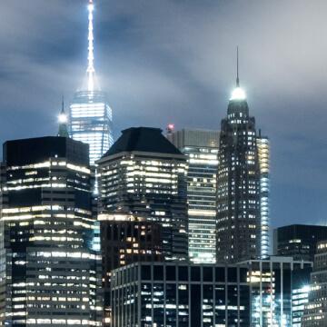 City/Skyline View